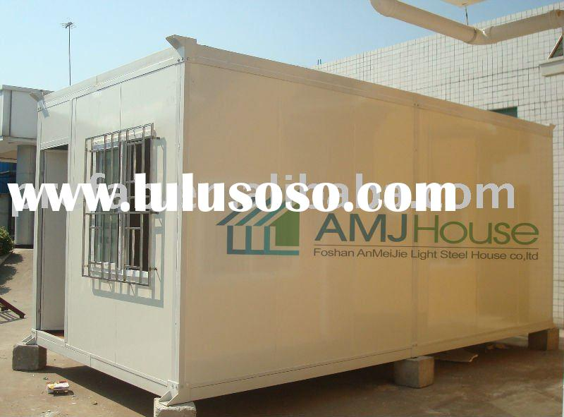prefabricated container house,modular house,house,mobile house-CHINA AMJ house