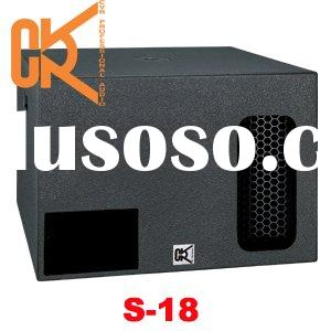 professional PA subwoofer outdoor and indoor live sound products