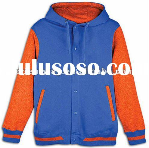 professional colorful varsity jacket for men