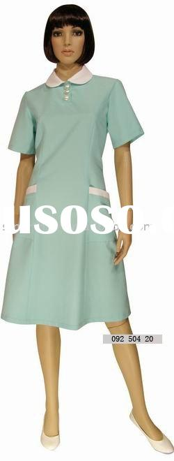 Spa uniforms salon apparel spa uniforms salon apparel for Spa vest uniform