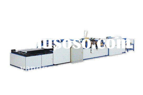 professional supplier of paper and plastic shopping bag making/ pouch packing machine/equipment pric