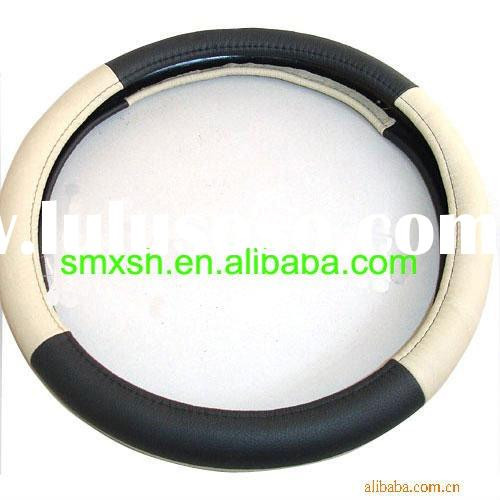 pu car steering wheel cover auto parts steering wheel