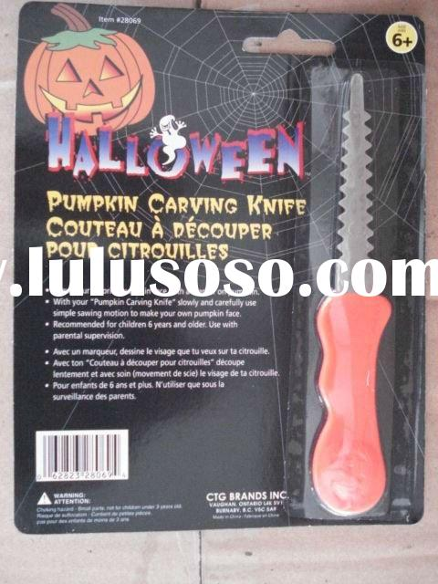 pumpkin carving knife