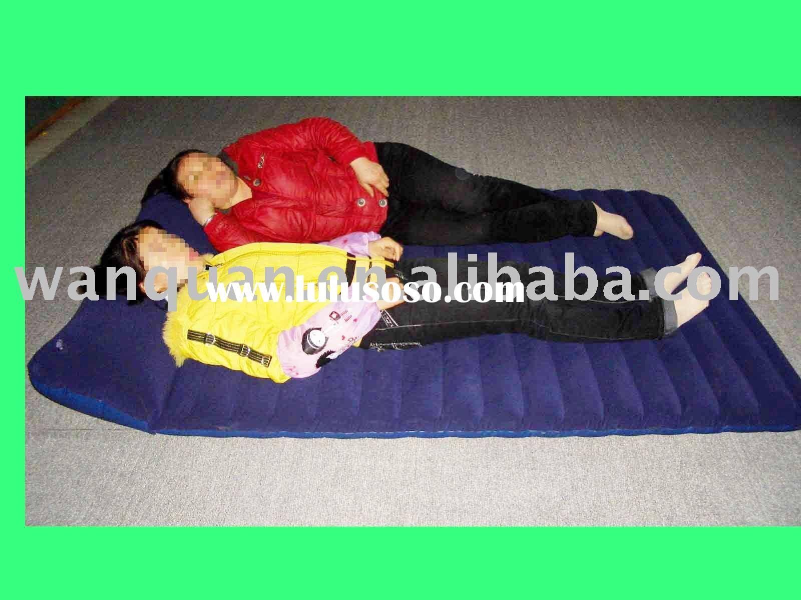 pvc inflatable air mattress ,air bed ,inflatable furniture
