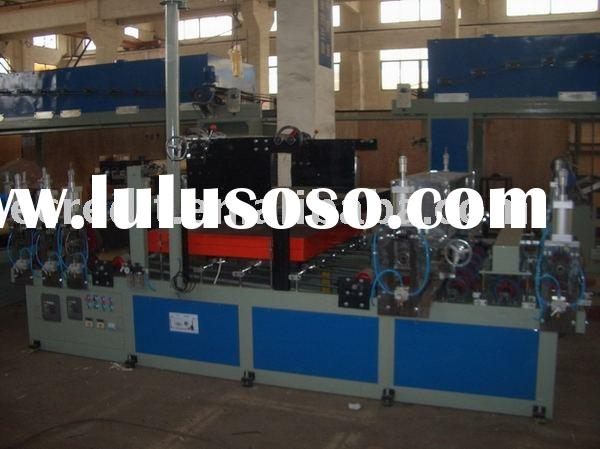 pvc laminated gypsum ceiling tile production line