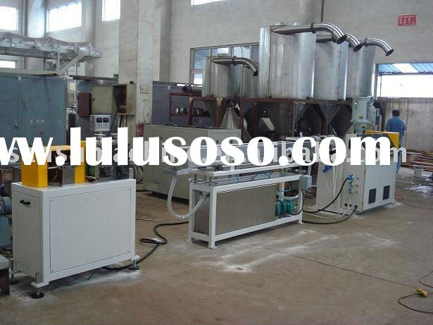 pvc pipe/double pipe making machinery