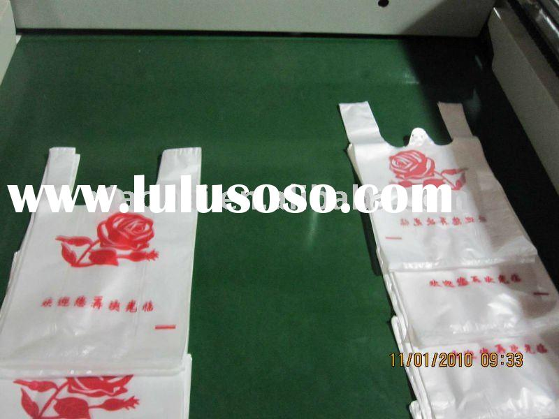 plastic bags making machine price