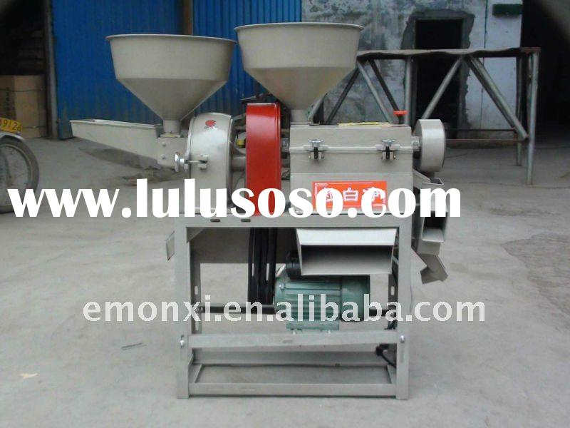 rice polisher rice mill grain grinder grinding machine rice huller and milling machine 80-21
