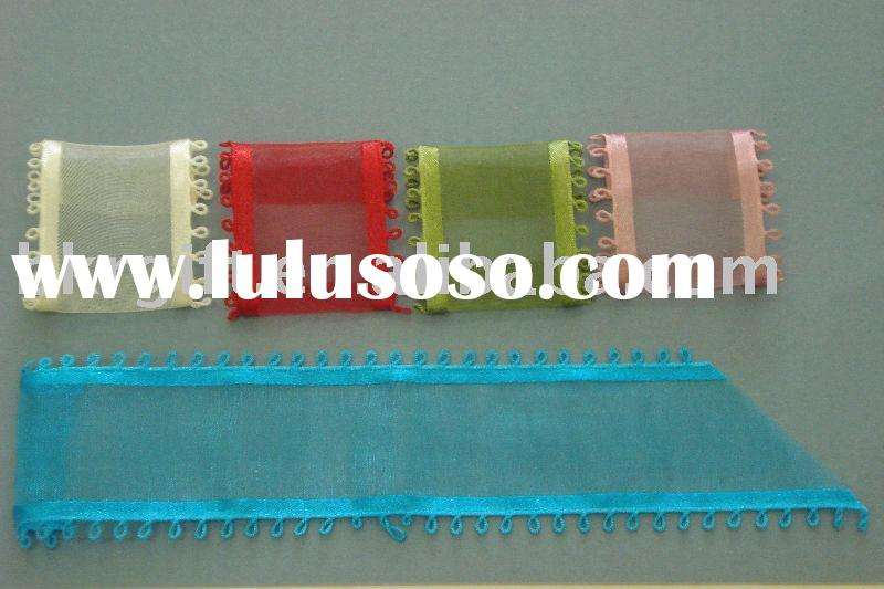 satin organza ribbon