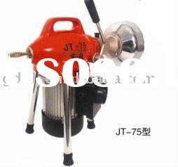 sewage cleaner drain cleaner GQ-75 power washer high pressure sewer jetting machines