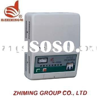 single phase AC voltage regulator