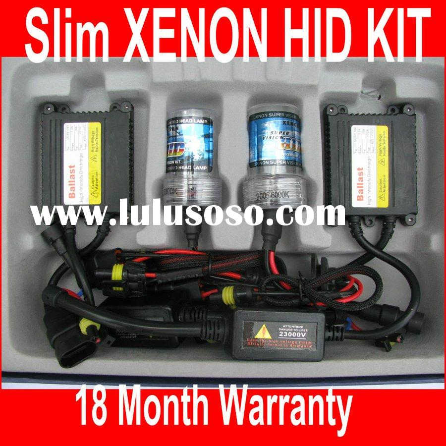 slim xenon hid kit