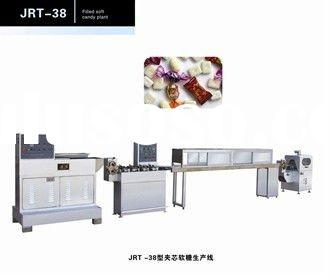 soft candy plant, milk candy machine,toffee machinery