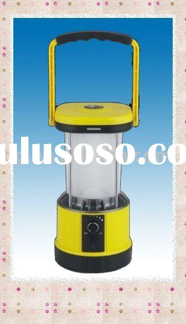 solar camping lantern,light outdoor,36pcs super brightness LED,Rechargeable Camping Light-TD-820-36L