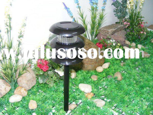 solar garden light, plastic solar light, cheap solar light
