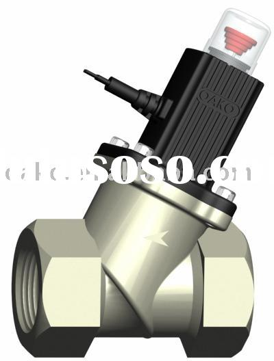 solenoid valve gas valve for gas system and gas alarm
