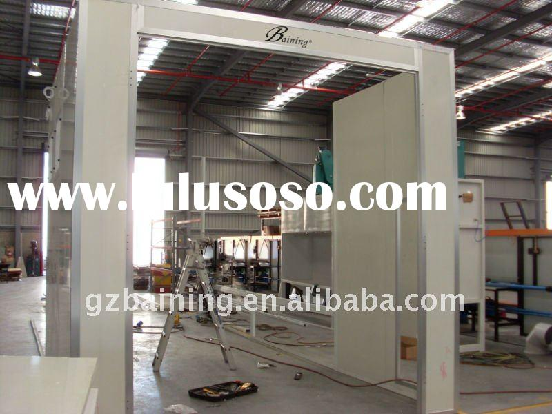 spray paint booth/paint spray booths/coating equipment
