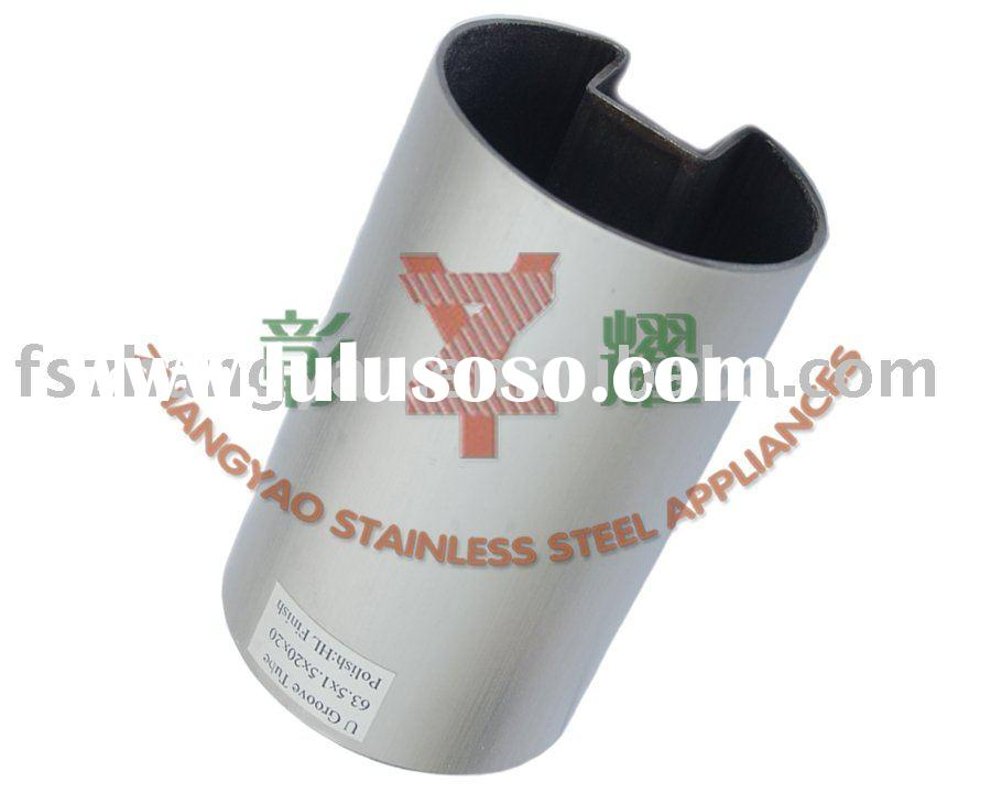 ss 304 tubing(stainless steel slotted tube)