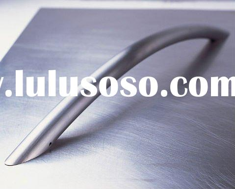 stainless steel appliance handle