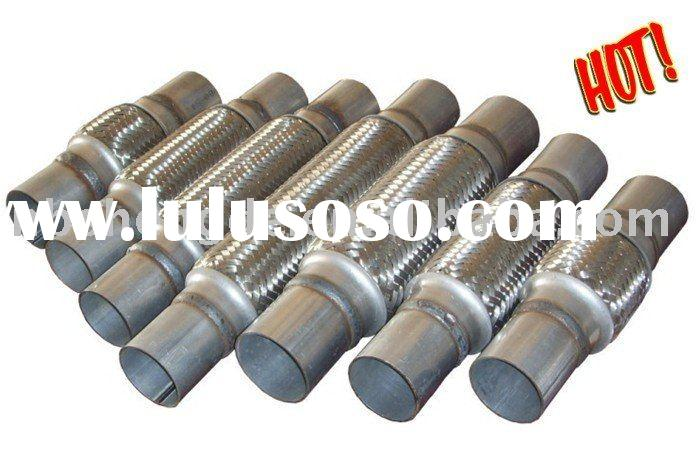 stainless steel auto exhaust flexible pipe with joint