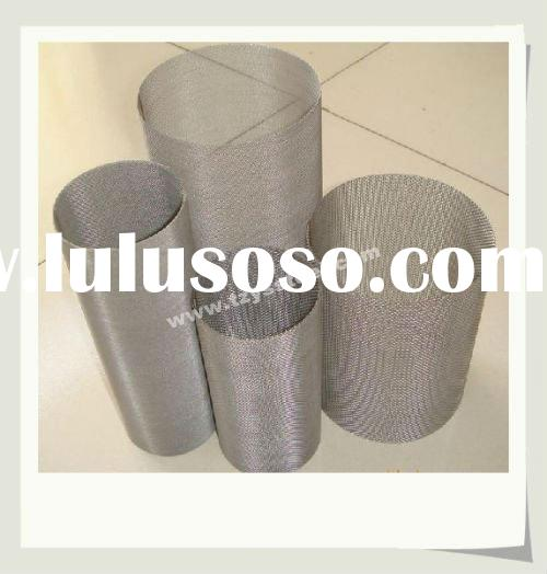 stainless steel wire mesh strainer