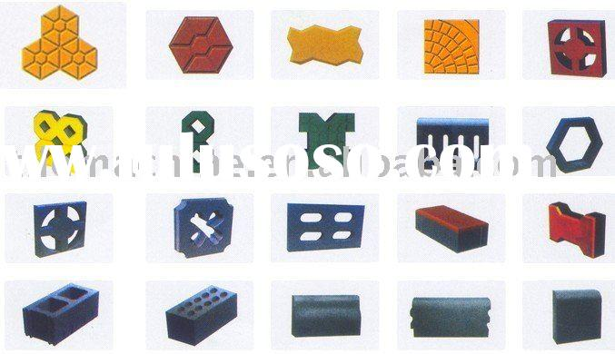 street tile road tile floor tile making machine