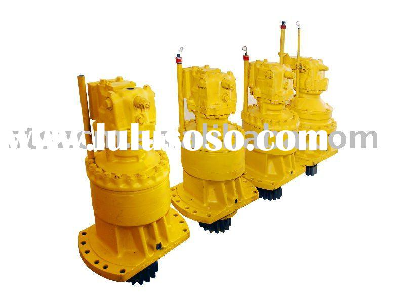 swing mechanism, construction machinery parts, Komatsu parts, Komatsu excavator parts