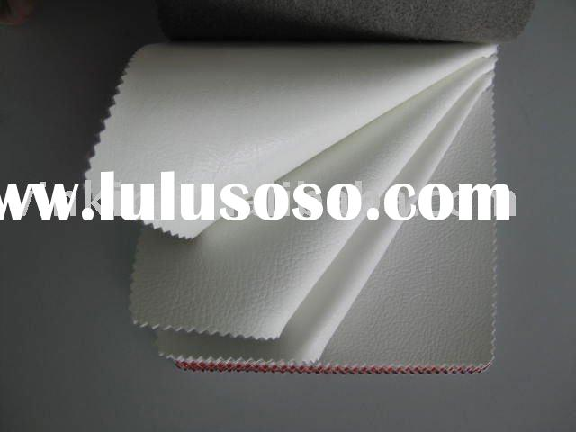 synthetic leather upholstery for bag / sofa