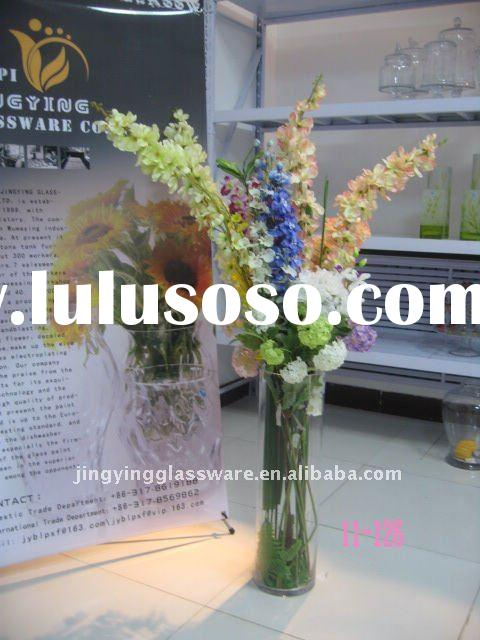 Glass Bottle Flower Vase Glass Bottle Flower Vase Manufacturers In