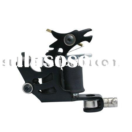 tattoo gun, Small black dragon tattoo machine