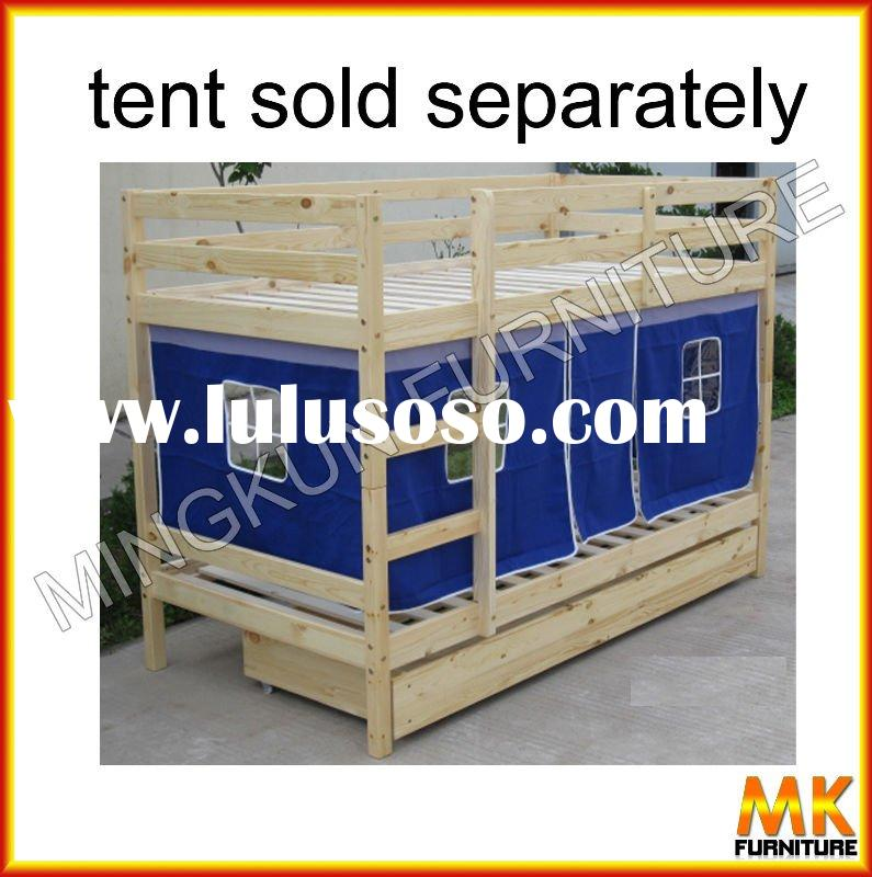 tent for kid's bunk bed fabric tent