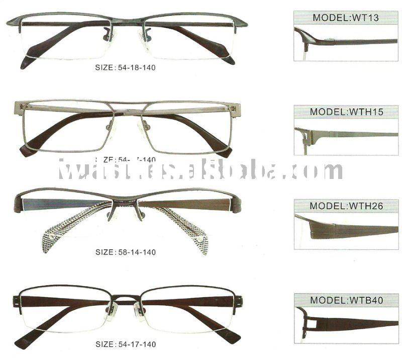 How To Read Eyeglass Frame Size : EYEGLASSES FRAME SIZE Glass Eye
