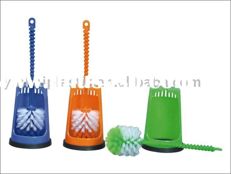 toilet bowl brush set