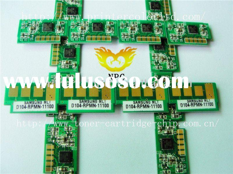 toner chip reset for samsung 205/ML3310/3710/SCX4833/SCX5637/SCX5737