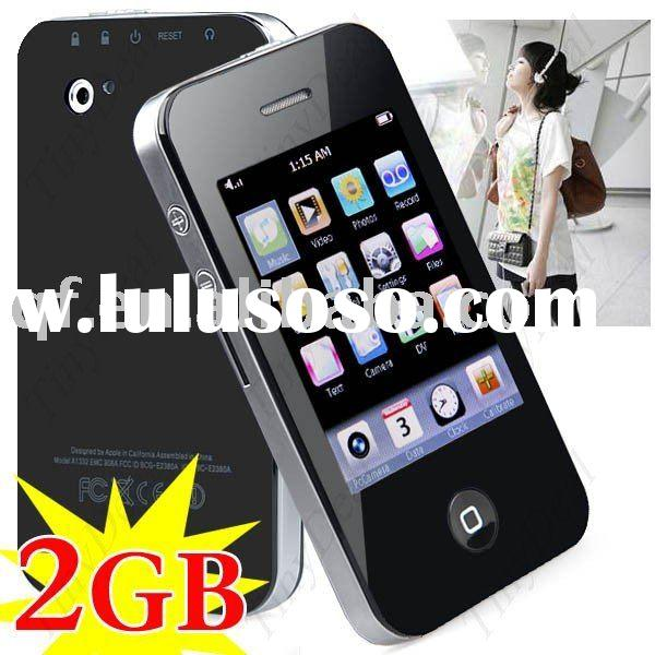 touch mp4 digital player drivers