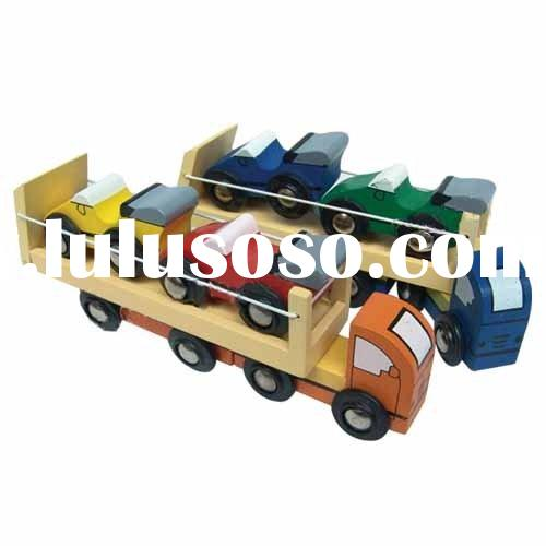 toy car,model car,mini car,toy vehicle,vehicle toy,wooden car,wood car,wooden vehicle,woody vehicle,