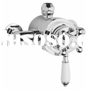 traditional exposed thermostatic shower valve,mixer,tap,faucet