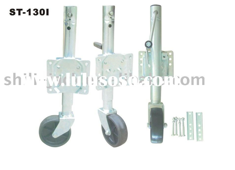 trailer jack with wheel, crank jack, lift jack