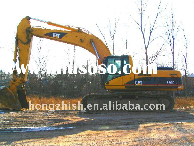 used excavator of the CAT330CL in good condition for sale