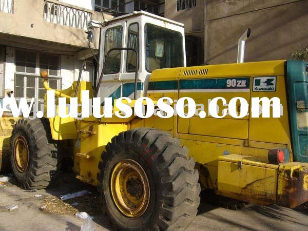 used wheel loader,used kawasaki kld90z,used construction machinery