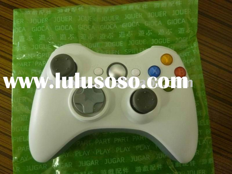 video game console for xbox360,wireless gamepad for xbox360 game console
