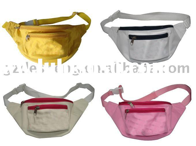 waist bag(belt bag, waist pouch)