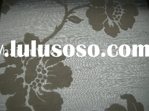 wall covering fabric