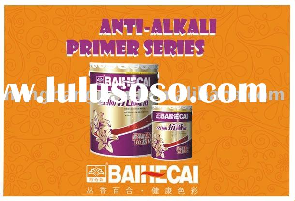 wall paint-latex paint-emulsion paint(Anti-alkali primer)Dulux