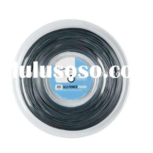 waxed braided nylon string badminton racket string nylon tennis string weaving nylon string