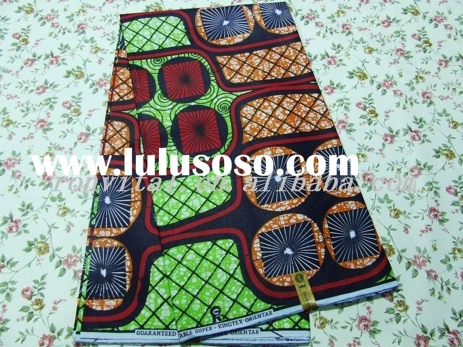 wholesale cotton print holland wax fabric 026c