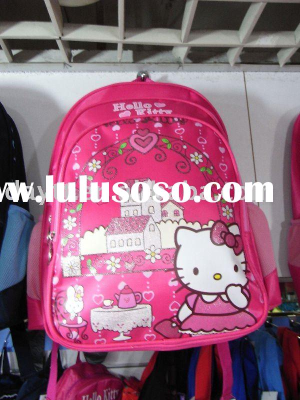 wholesale hello kitty school bag backpack for children mix order on sale & drop shipping C28-02