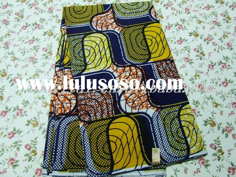 wholesale super wax print cotton african fabrics 030c