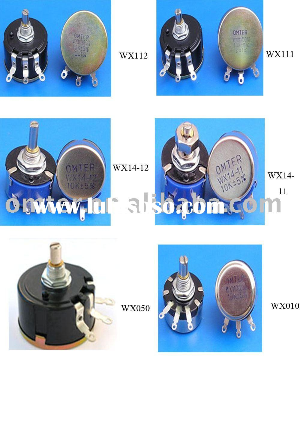 Variable Resistor Manufacturers In Igbt Inverter Circuit Lulusoso Wirewound Potentiometerrotary Potentiometervariable Potentiometer