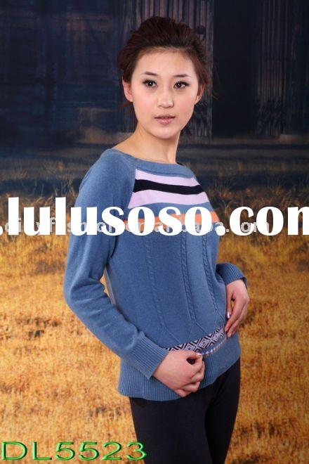 women's cashmere fashion sweater